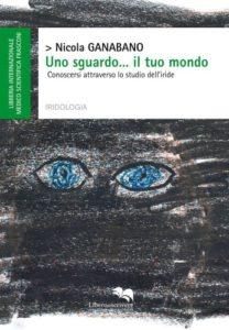 Copertina Libro Iridologia Nicola Ganabano